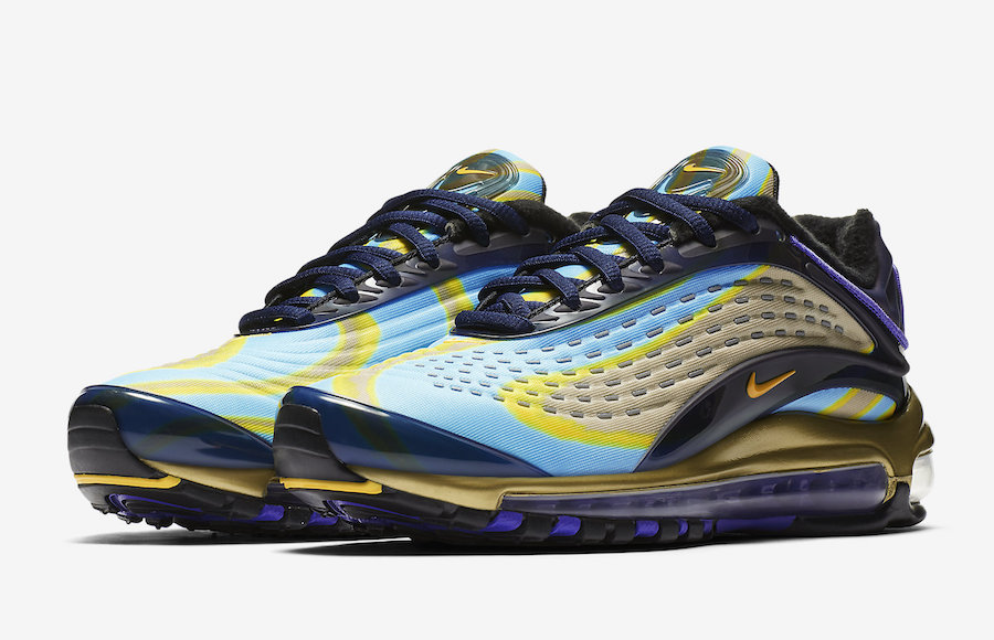 Nike Air Max Deluxe OG Midnight Navy AQ1272-400 Release Date