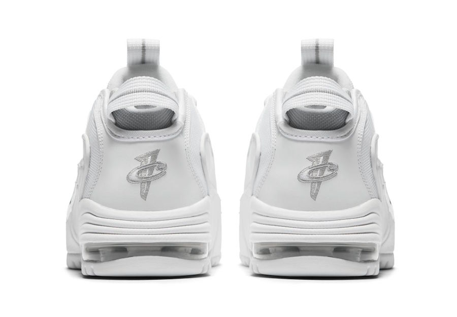 Nike Air Max Penny 1 White Metallic Release Date