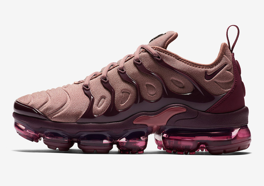 best loved b35ec 11f6d Nike Air VaporMax Plus Smokey Mauve AO4550-200 - Sneaker Bar ...
