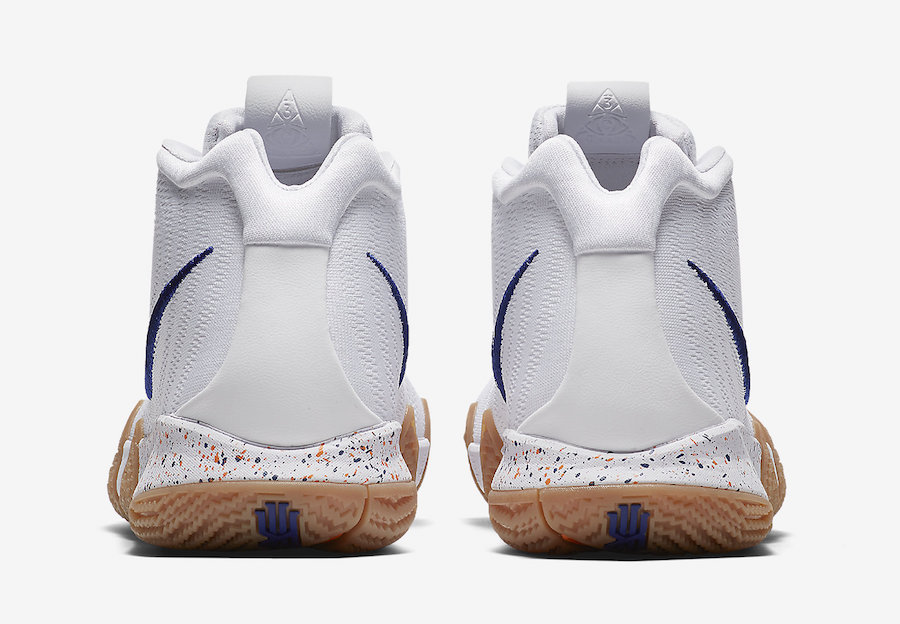 Nike Kyrie 4 Uncle Drew Release Date 943807-100