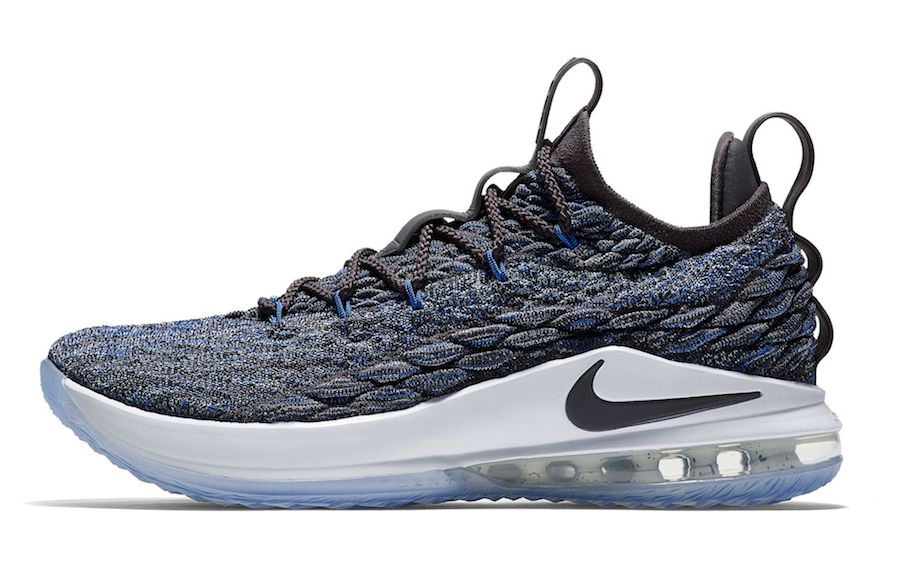 Nike LeBron 15 Low Signal Blue Release Date