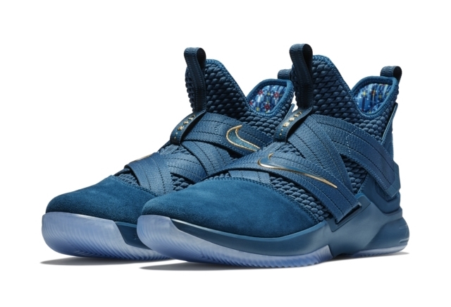 Nike LeBron Soldier 12 Agimat Release Date AO4054-500