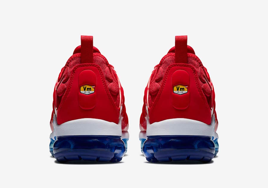 324c8c6c9b94c Nike Air VaporMax Plus USA 924453-601 Release Date - Sneaker Bar Detroit