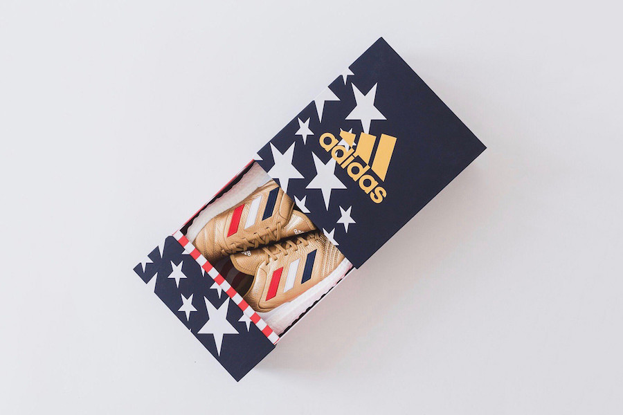 Ronnie Fieg adidas Soccer Collection