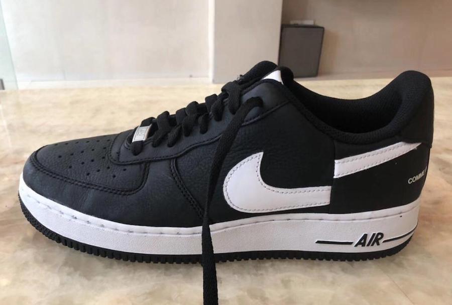 Supreme x Comme Des Garçons x Nike Air Force 1 Low