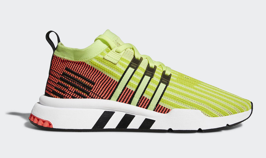 adidas EQT Support Mid ADV PK Glow B37436 Release Date