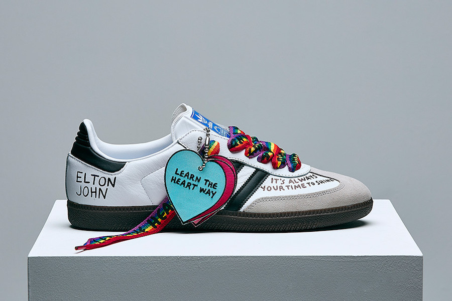 adidas Samba Pride Campaign Collection