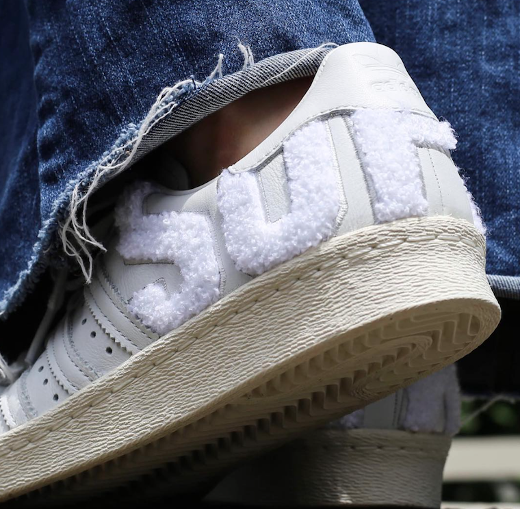 adidas Superstar Varsity Letters Pack