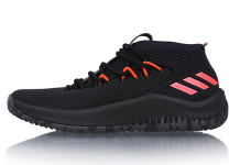 adidas Dame 4 Black Red BB9242