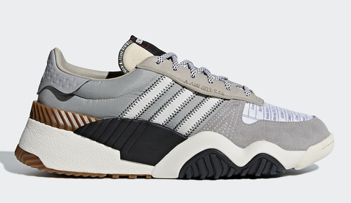 8b13e3a6f85 Alexander Wang x adidas Turnout Trainer Color  Core Black Chalk White-Bold  Orange Style Code  AQ1237 Release Date  June 23