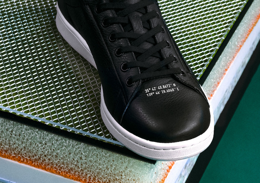 e22b2d3841274 mita x adidas Consortium Stan Smith Color  Core Black White Style Code   BB9252 Release Date  July 14