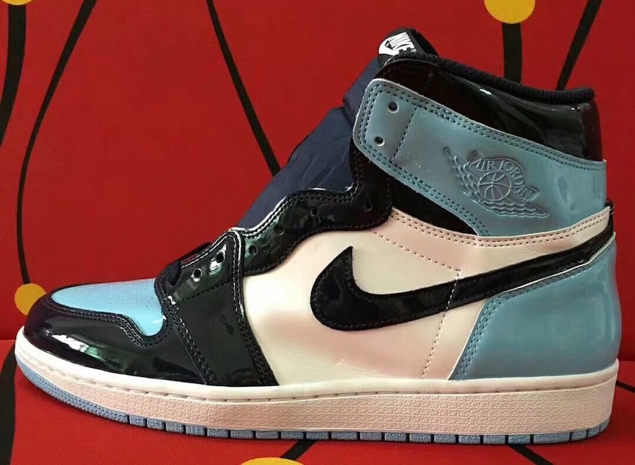 Air Jordan 1 Blue Chill CD0461-401 Release Date