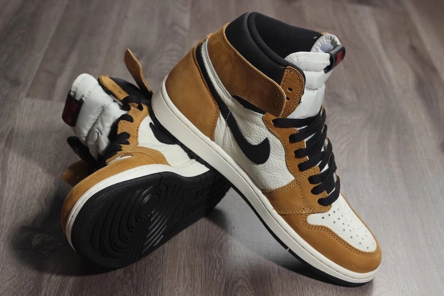 Air Jordan 1 ROY Rookie of the Year 555088-700 Release Date