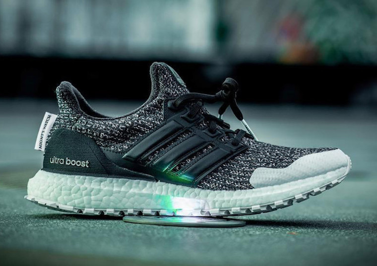381e4f8fc17 Game of Thrones adidas Ultra Boost Nights Watch Release Date - SBD