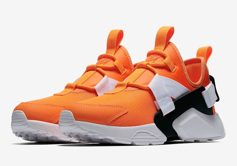 Nike Huarache City Low Just Do It AO3140-800 Release Date