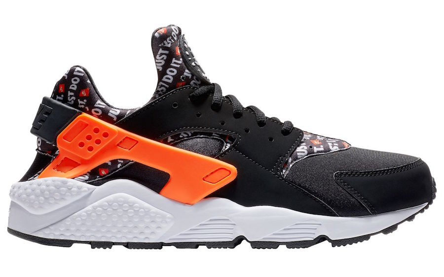 990e759acb Nike Air Huarache Just Do It AT5017-001 Release Date - SBD