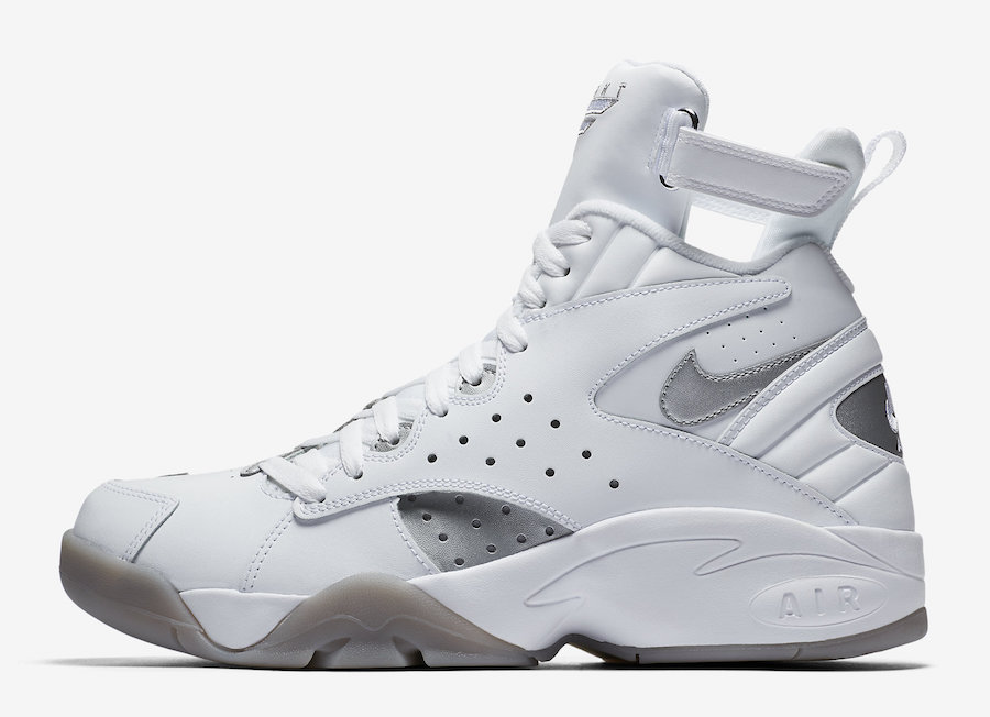 Nike Air Maestro 2 LTD White Metallic AH8511-102 Release Date