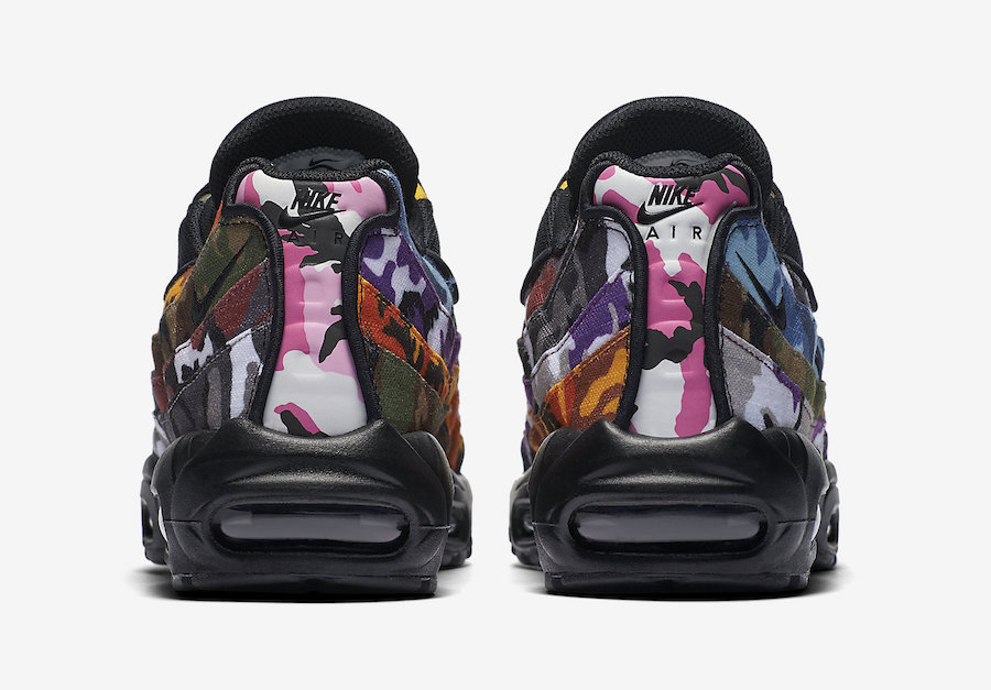Nike Air Max 95 ERDL Party Camo AR4473-001 Release Date
