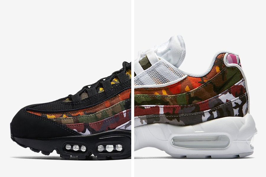 Sneaker Release Pack Detroit Air Bar Max Date Erdl Camo Nike Party 95 Iym67vYbfg
