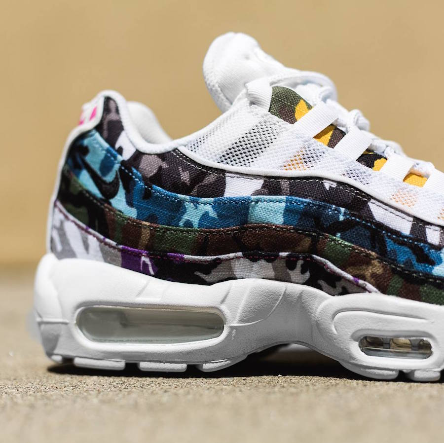 quality design 42306 cf254 Nike Air Max 95 ERDL Party Camo Pack Release Date - Sneaker ...