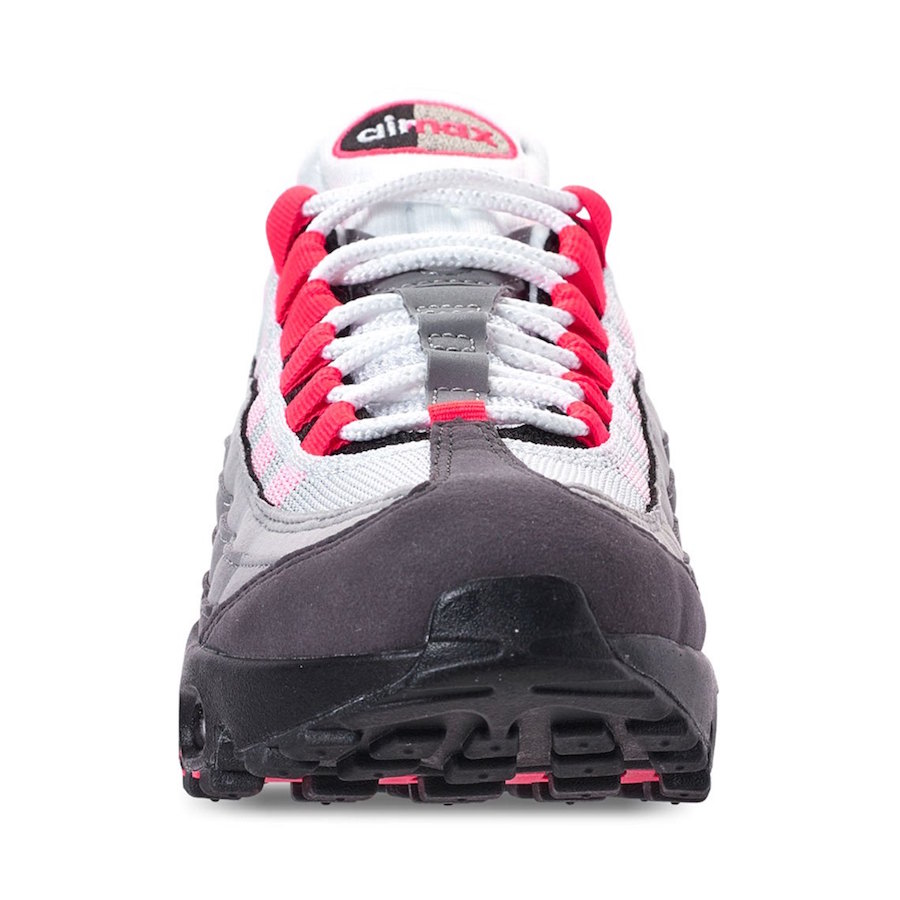 54f1e447e879 Nike Air Max 95 Solar Red AT2865-100 Release Date - Sneaker Bar Detroit