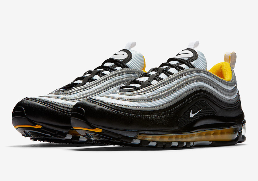 Undefeated x Nike Air Max 97 OG Silver Brown and Sasol