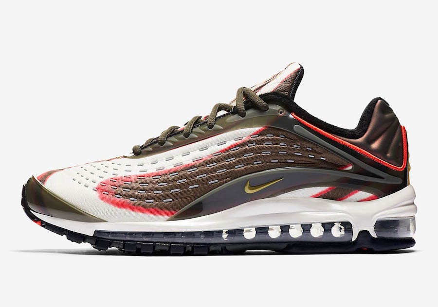 Nike Air Max Deluxe Sequoia AJ7831-300 Release Date