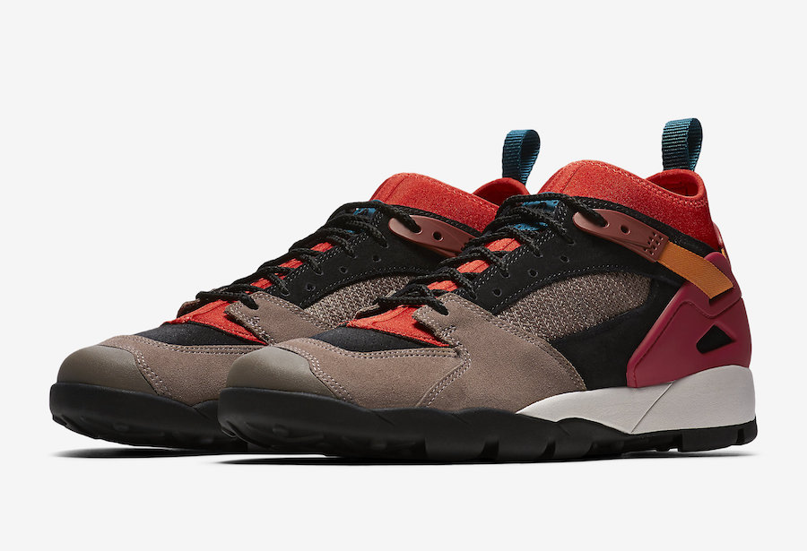 Nike Air Revaderchi Gym Red AR0479-600 Release Date