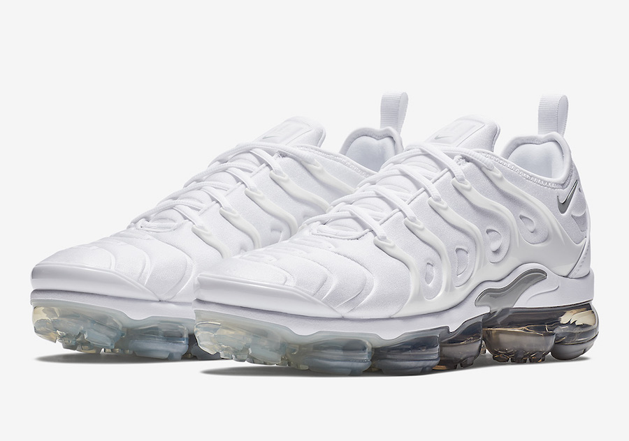 8d643bd1dbf Nike Air VaporMax Plus Pure Platinum 924453-102 - Sneaker Bar Detroit