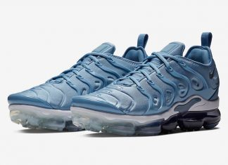 Nike Air VaporMax Plus Work Blue 924453-402 Release Date