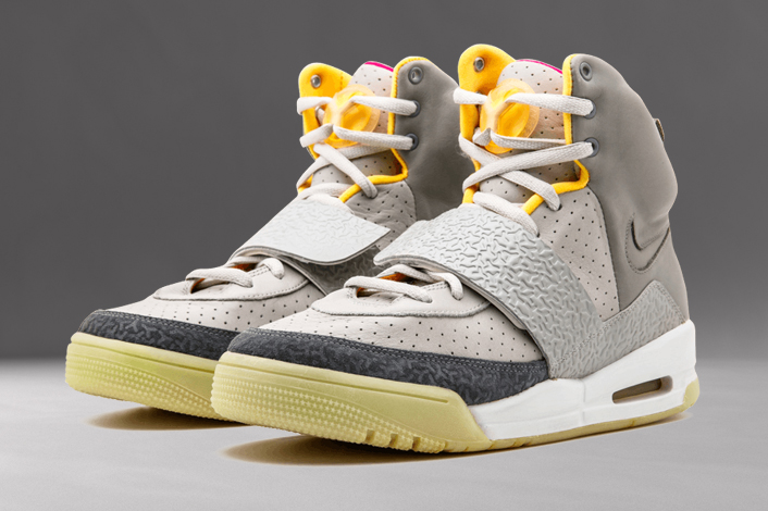 The shoe that started the Kanye West sneaker madness was the Nike Air Yeezy  ... 7eb470f57