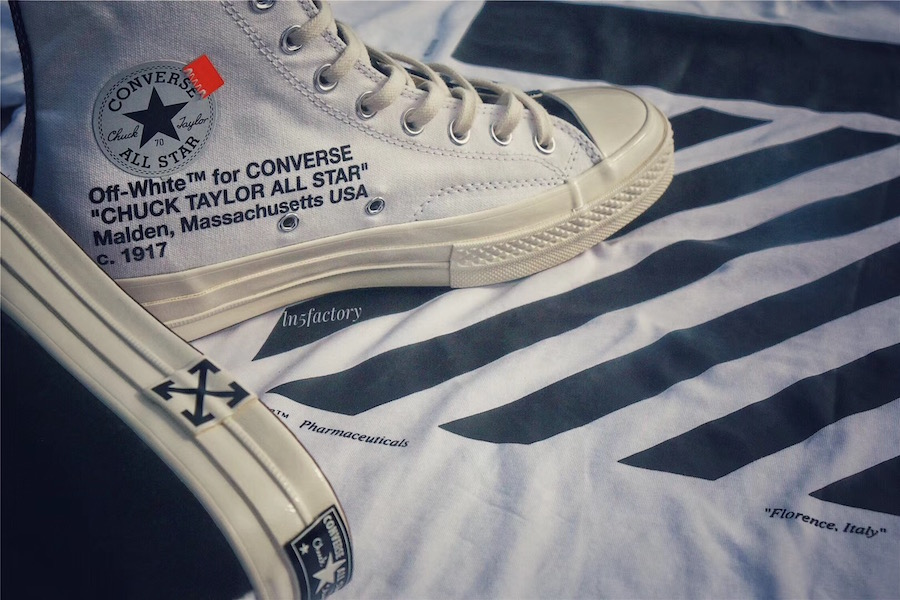Off-White Chuck Taylors