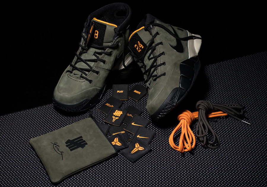 Undefeated x Nike Kobe Protro Flight Jacket