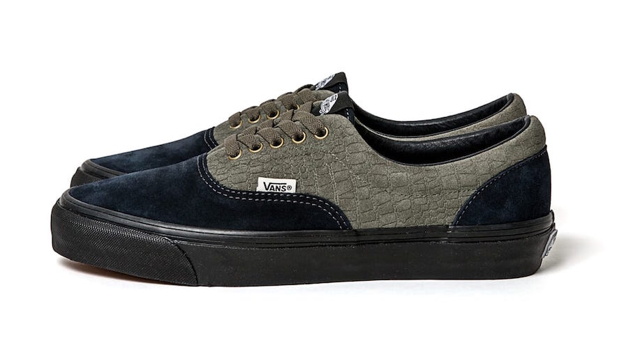 WTAPS x Vans Vault Collection