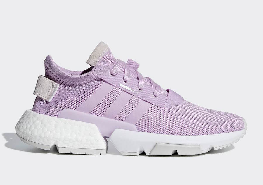 adidas POD S3.1 Clear Lilac B37469 Release Date