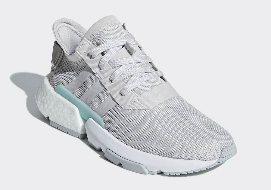 adidas POD S3.1 Clear Mint B37458 Release Date