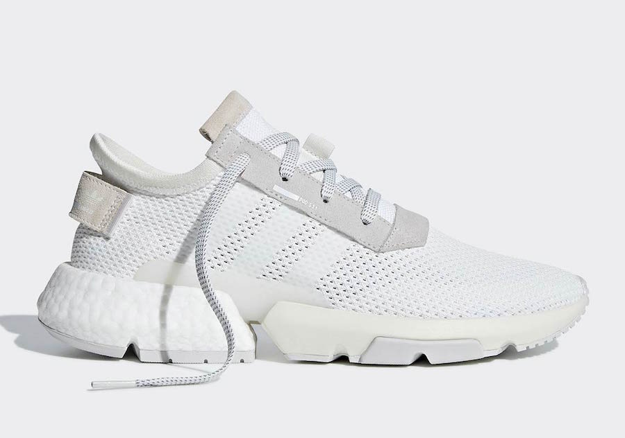 info for 5f8c2 fe7d0 adidas POD S3.1 Triple White B28089 Release Date