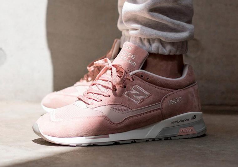 New Balance 1500 Pink Suede - Sneaker Bar Detroit 4251ce8e4