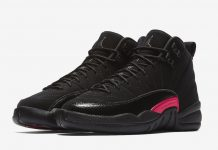 Air Jordan 12 Black Pink 510815-006 Release Date Price