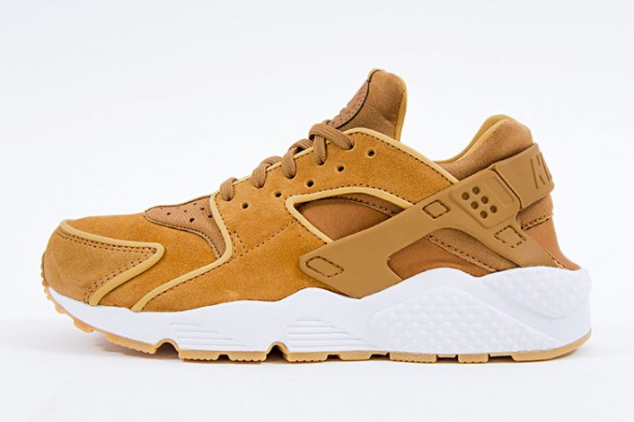 Nike Air Huarache Premium Wheat Muted Bronze 683818-202