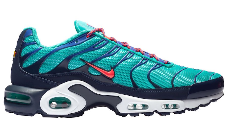new concept 64589 55713 Nike Air Max Plus Discover Your Air Hyper Jade