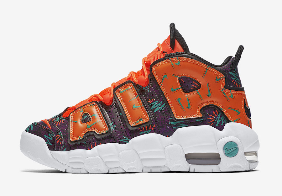Nike Air More Uptempo What The 90s AT3408-800 Release Date-4