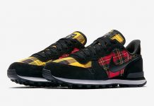 Nike Internationalist Tartan Plaid AV8221-001 Release Date