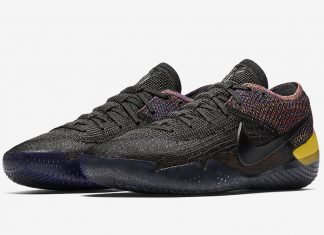 "quality design 85ff7 84ae7 Nike Kobe AD NXT 360 ""Black Multicolor"" Release Date"