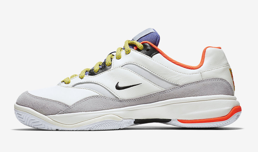 NikeCourt Court Lite NYC AR6342-100 Release Date