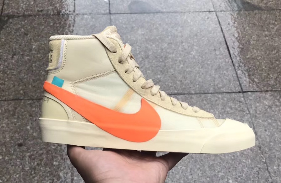 Off-White Nike Blazer Mid All Hallows Eve AA3832-700 Release Date