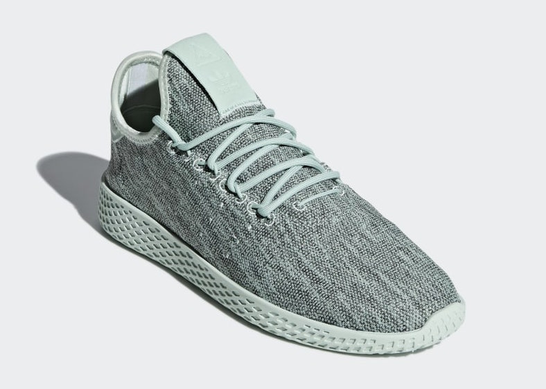 Pharrell Williams adidas Tennis Hu Green DB2859