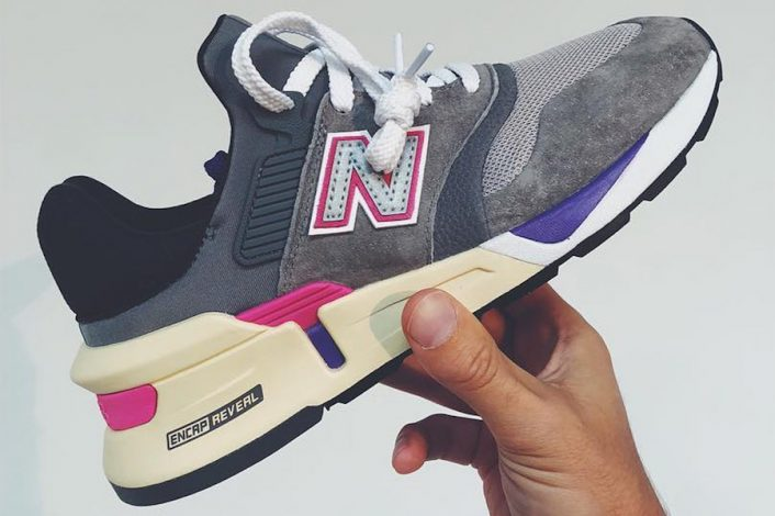 Ronnie Fieg Kith Park New Balance Release Date