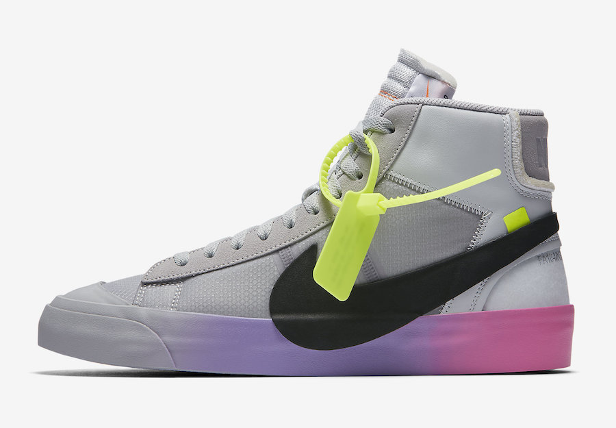 Serena Williams Off-White Nike Blazer Mid Queen AA3832-002 Release Date-4