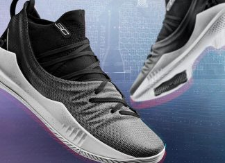 UA Curry 5 Black White Release Date